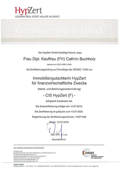 Hypzert F - Cathrin Buchholz 2015
